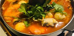 你们喜欢喝冬阴功汤吗?