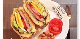 牛排三明治走一个