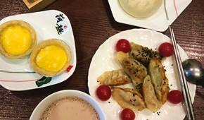 吃早饭啦~
